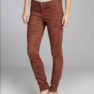 Rich & skinny jeans giraffe  Size 26R